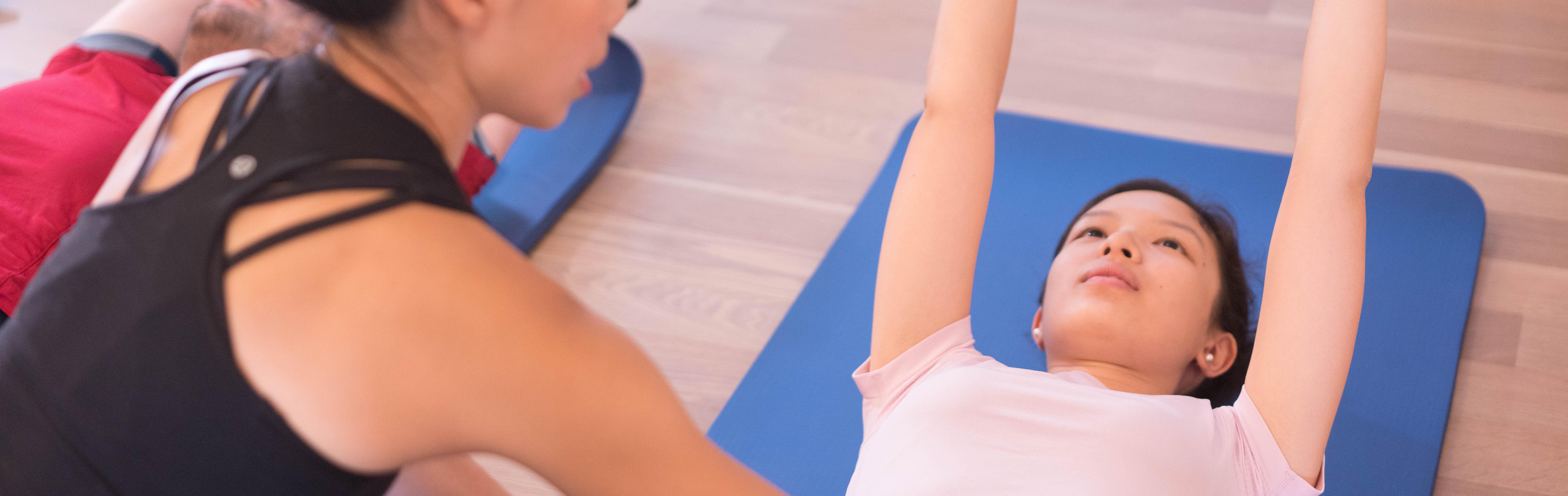 Pilates: Mind Over Matter (5 minutes read)