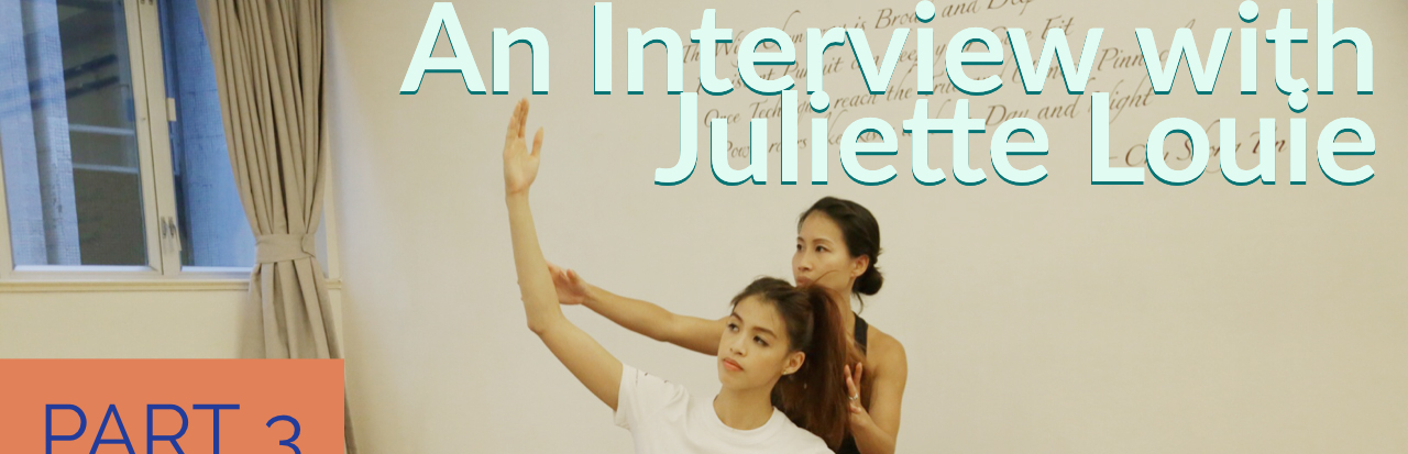 An Interview with Juliette Louie Part 3