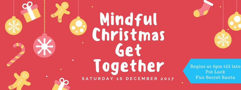 Mindful Christmas Party 2017