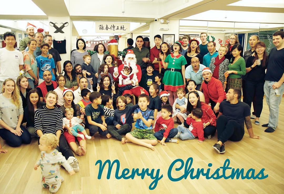Mindful Christmas Party 2018